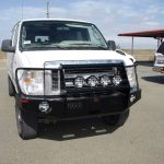 Ford - Reunel Extreme Duty Winch Truck Bumpers
